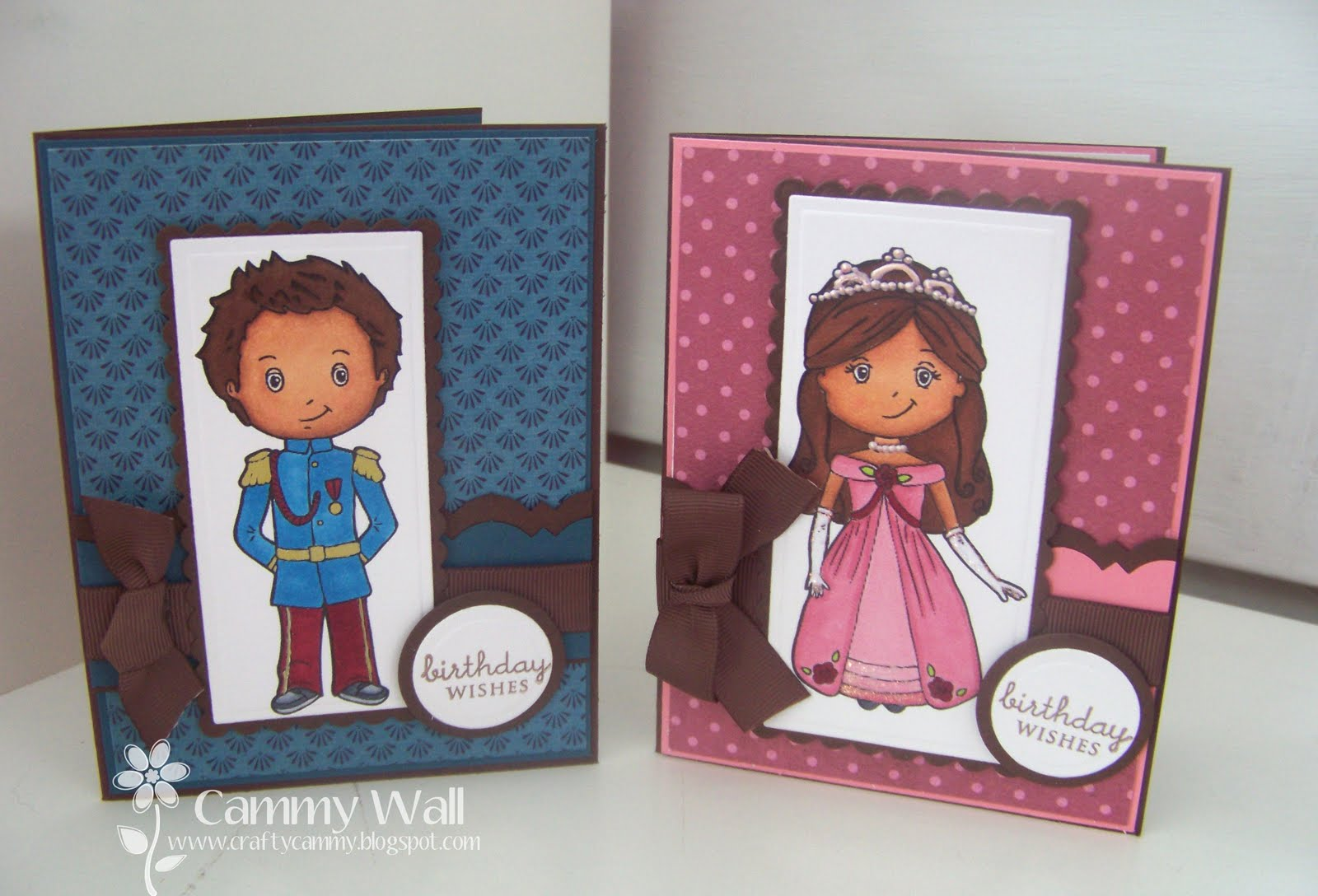 Prince Princess Birthday Wishes Pink Room Therapy Designs