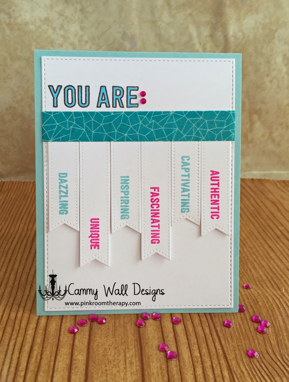 Sweet Stamp Shop Pink Room Therapy Designs