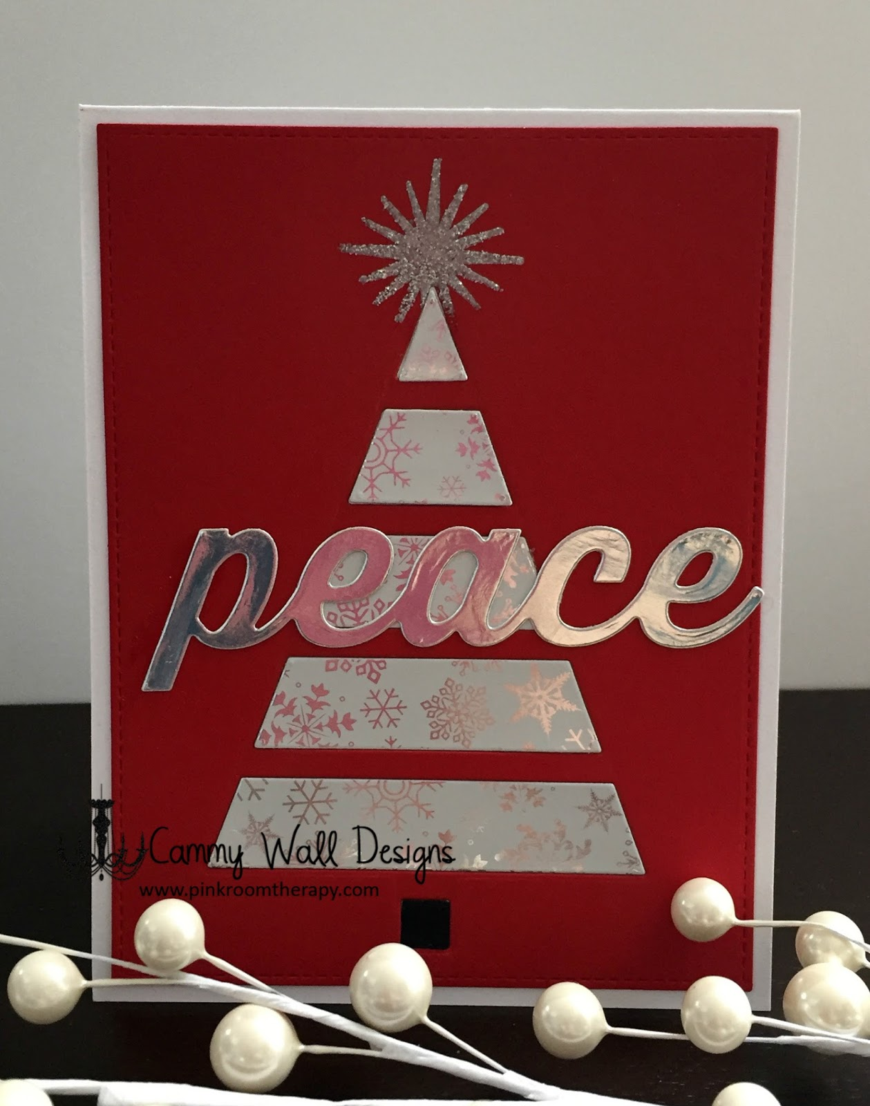 Peace Cutout Tree | Pink Room Therapy Designs