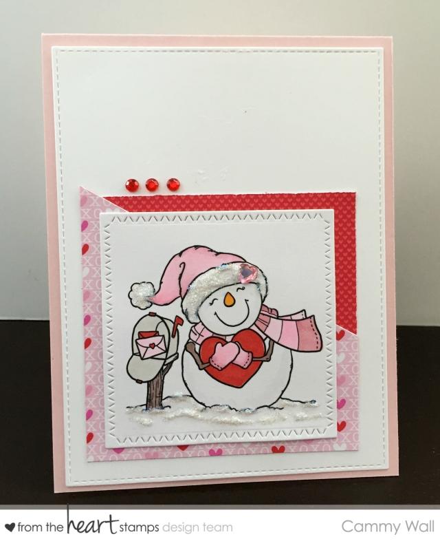 FTHS138 Snowmail Love