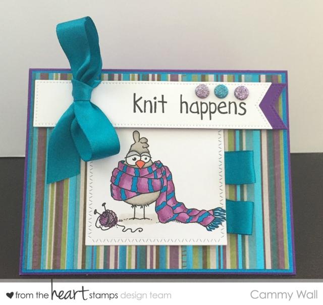 FTHS Knit Happens
