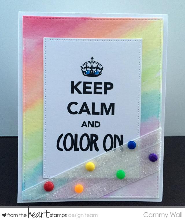 FTHS142 Keep Calm