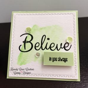 KG Believe Mint