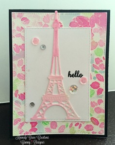 KG Hello Paris