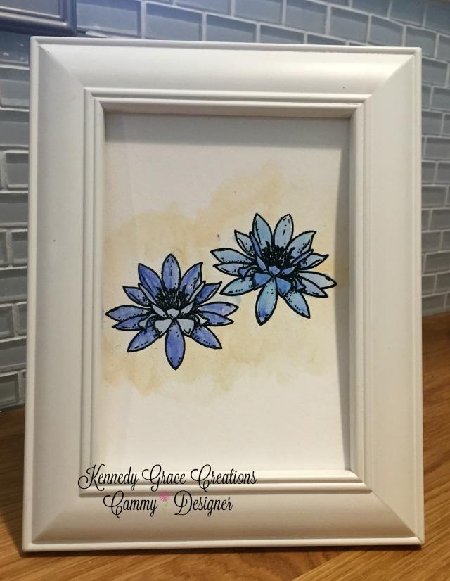 KGC - Framed Floral 3