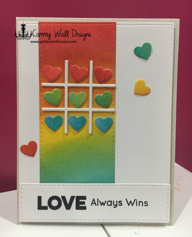 MFTWSC348 Love Always Wins
