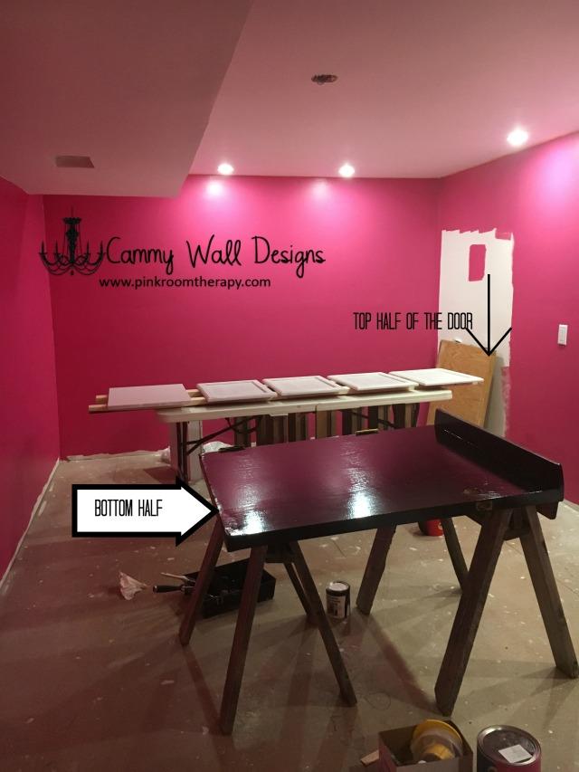 PRT Reveal - Door & cabinets